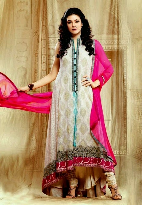 Indian Salwar Kameez Designs 2014