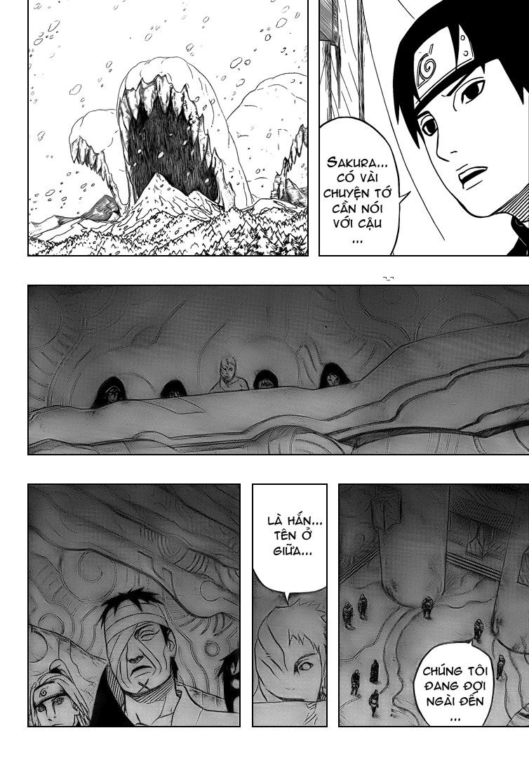 Naruto chap 457 Trang 17 - Mangak.info