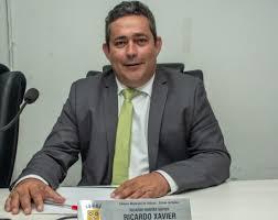 RICARDO XAVIER PRESIDENTE DA CÂMARA