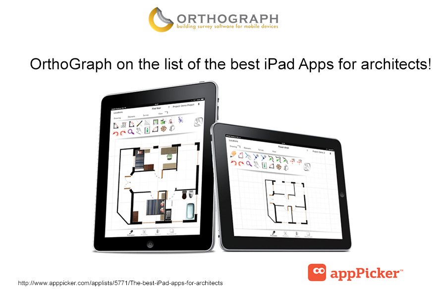 http://www.apppicker.com/applists/5771/The-best-iPad-apps-for-architects