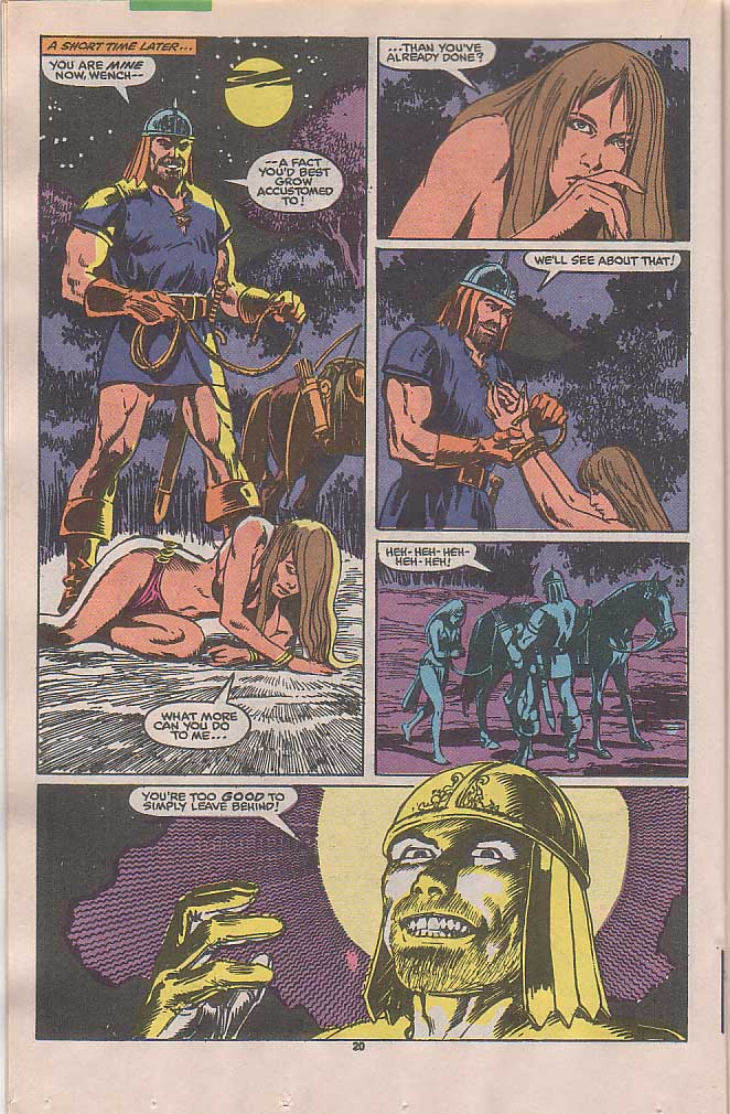 Conan the Barbarian (1970) Issue #236 #248 - English 16