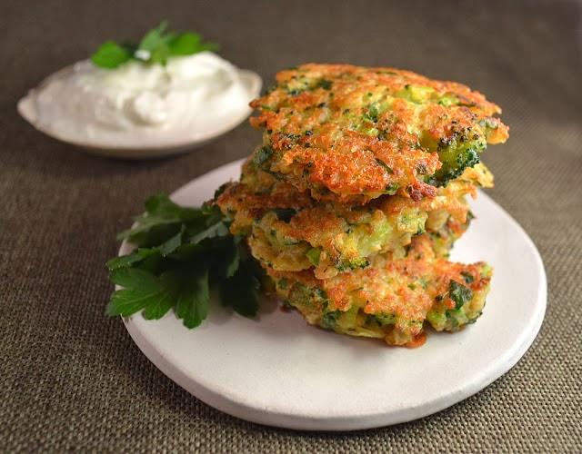 Cheesy Quinoa and Broccoli Patties recipe