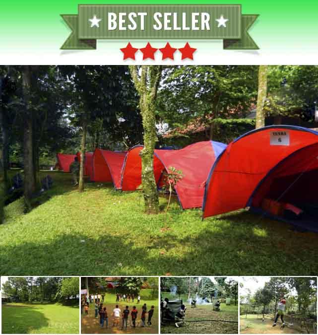 Camping Ground di Sentul