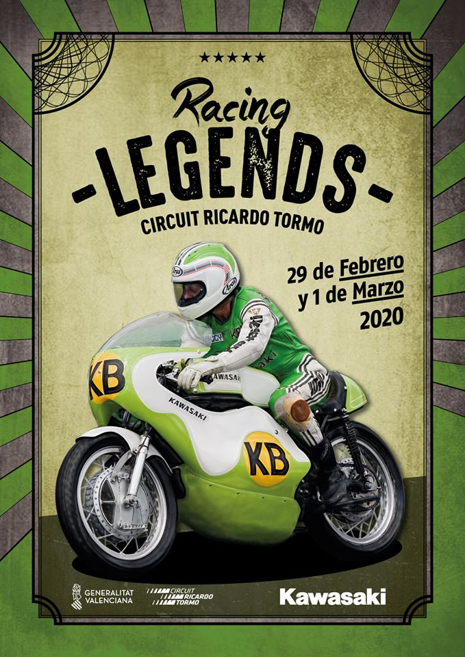 RACING LEGENDS 2020