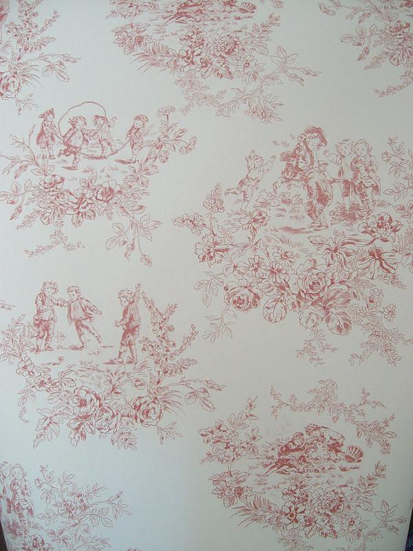 Papeles servilletas y telas de tere papel toile de jouy 06 - Papeles y telas ...