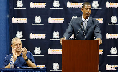 kevin ollie press conference