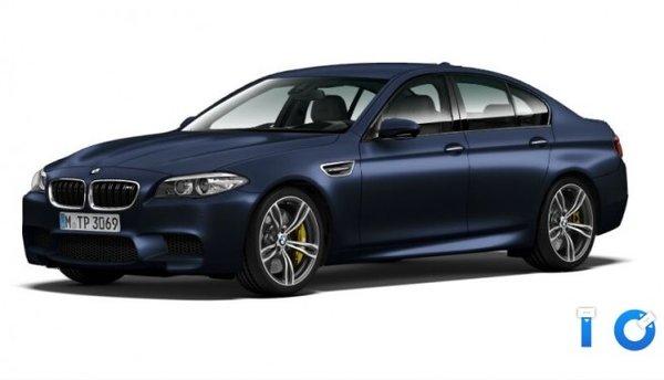 new 2013 BMW M5