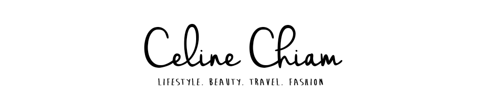 Celine Chiam | Singapore Lifestyle, Beauty and Travel Blogger