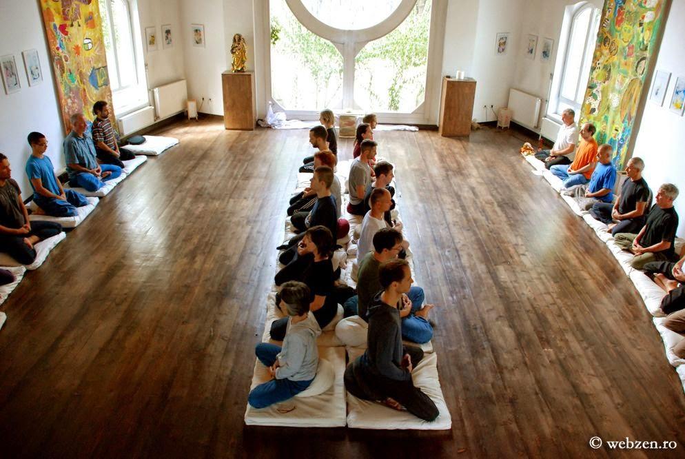 zen meditáció, kolozsvár, zazen, zen