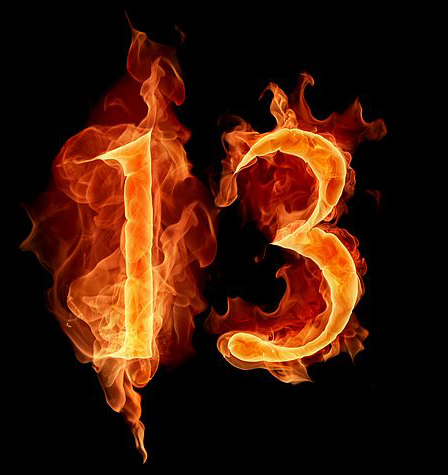 It   s now 13 Days and counting until The Hobbit teaser trailer hits    Number 13 Images
