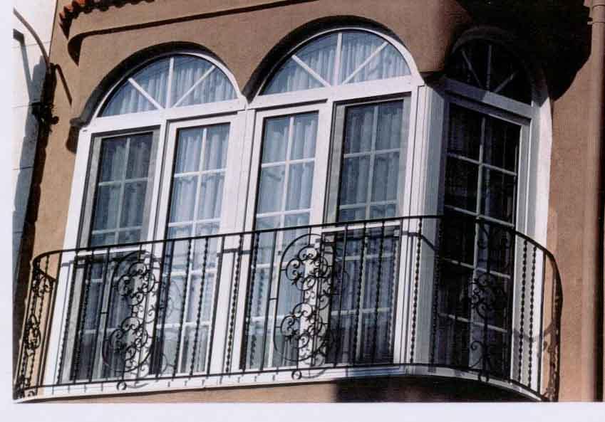 Acristalamiento de balcones cerramientos en madrid - Estores para balcones ...