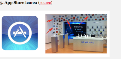20 Design Samsung Yang Di bajak dari Apple
