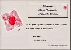 1º. Prémio Dia dos Namorados 2014