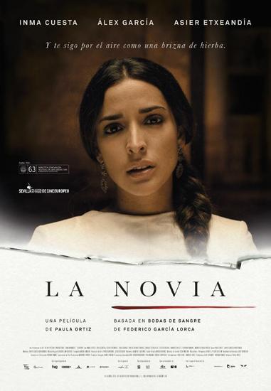 La Novia película cine