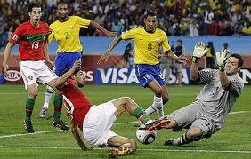 Brasil 0x0 Portugal - 2010