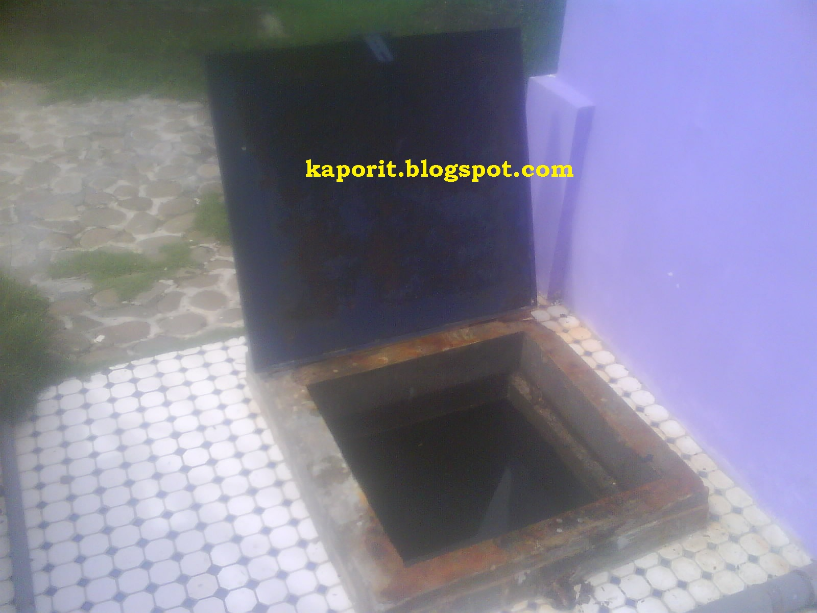 2012 Pool Maintenance Klorinator Tempat Melarutkan Kaporit Pools Balancing Tank Design