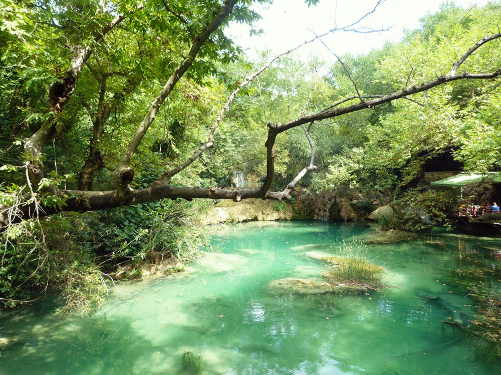 Kursunlu Selalesi National Park