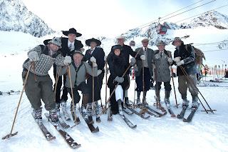 oktoberfest sugli sci a stubai in austria