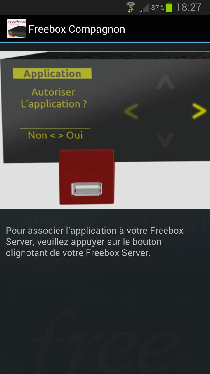 Freebox cr er votre serveur cloud personnel for Fenetre qui clignote