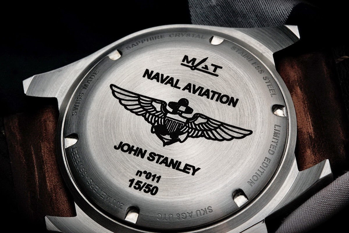 aviation naval watch bandit avenger inspired s style is you watches the breitling