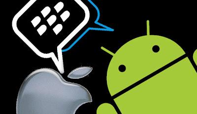 blackberry messenger para iphone ipad apple