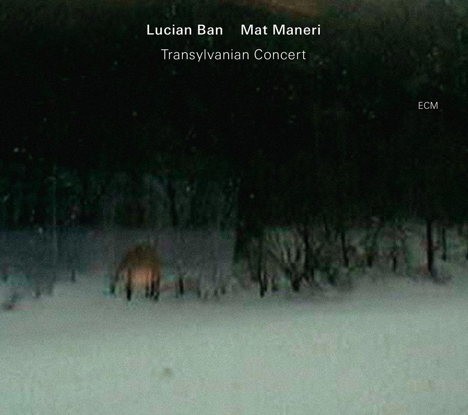 Lucian Ban Amp Mat Maneri Transylvanian Concert Noiself Com