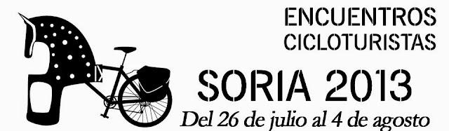 XV ENCUENTROS CICLOTURISTAS Y CICLISTA URBANOS