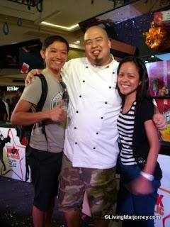 ElectroluxPH Wokaholic:LivingMarjorney & BloggerManila with Chef Bruce Lim