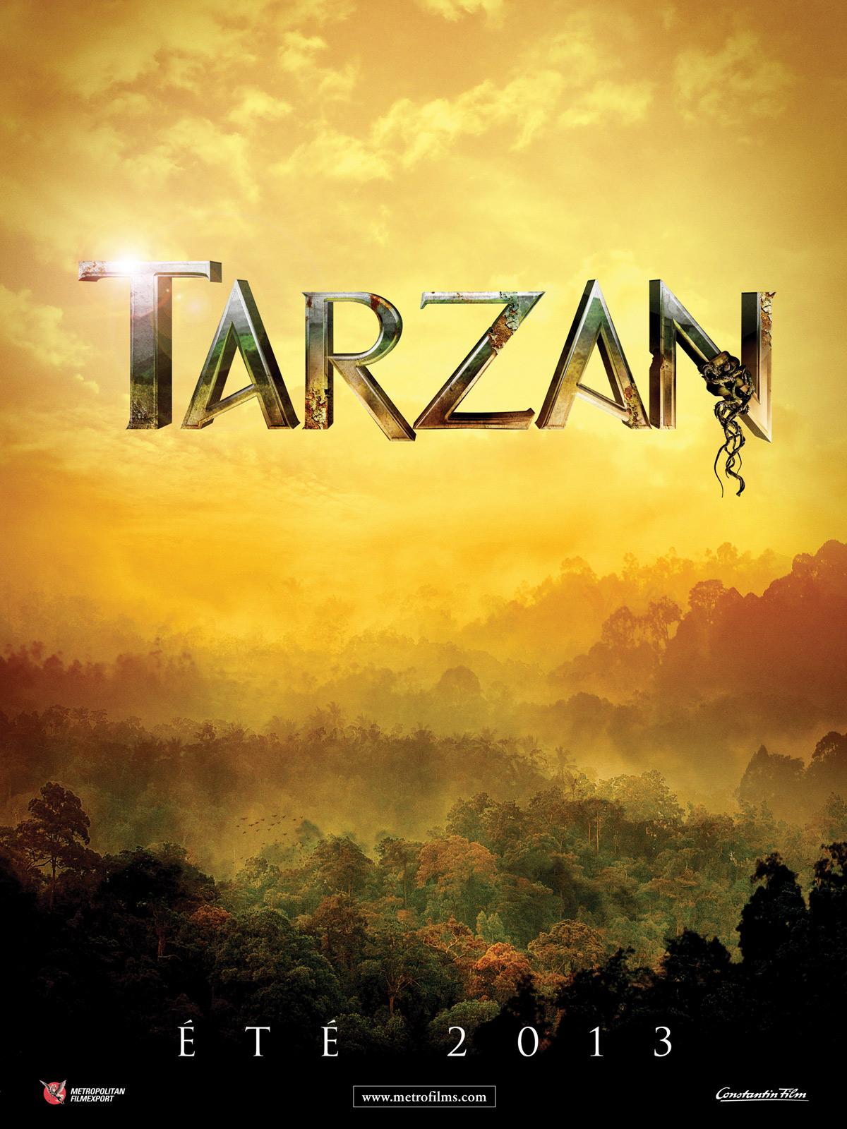 Tarzan 3D 2013