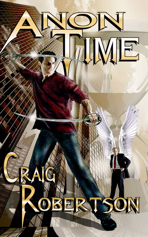 ANON TIME - A NOVEL OF FANTASY AND ROMANCE