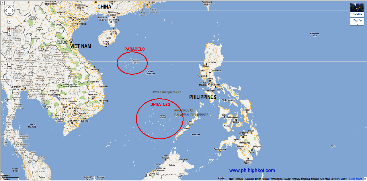 South China Sea Turmoil Cold War Heats Up As Obama Declares To Assert Against China