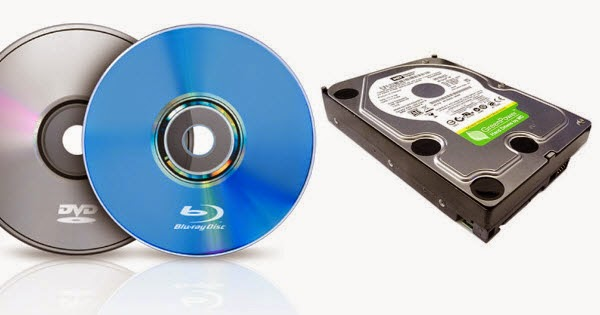 Backup all of our DVD and BluRay Disc to HDD