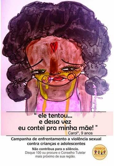 Prioridade De Mãe Campanha Divulga Frases De Crianças Abusadas