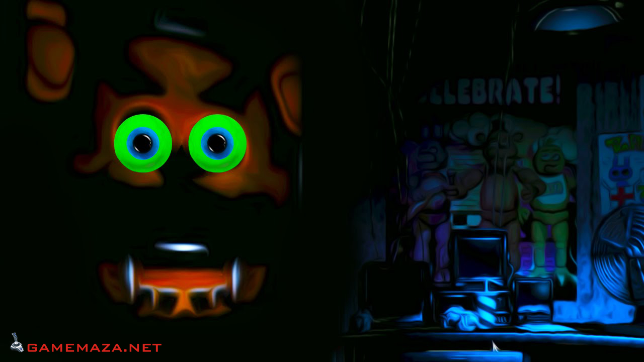 Five nights at freddy's 4 + halloween edition (v1. 1) (2015) eng.