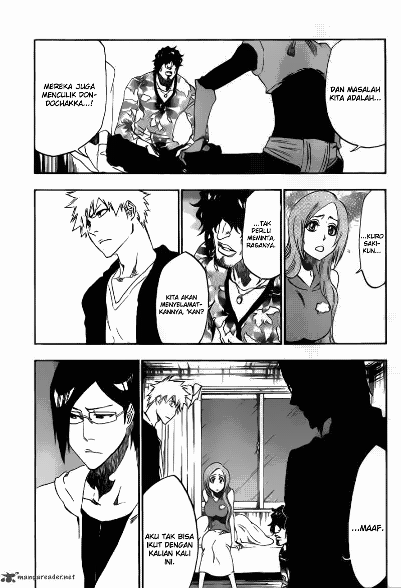 Bleach 486 page 12