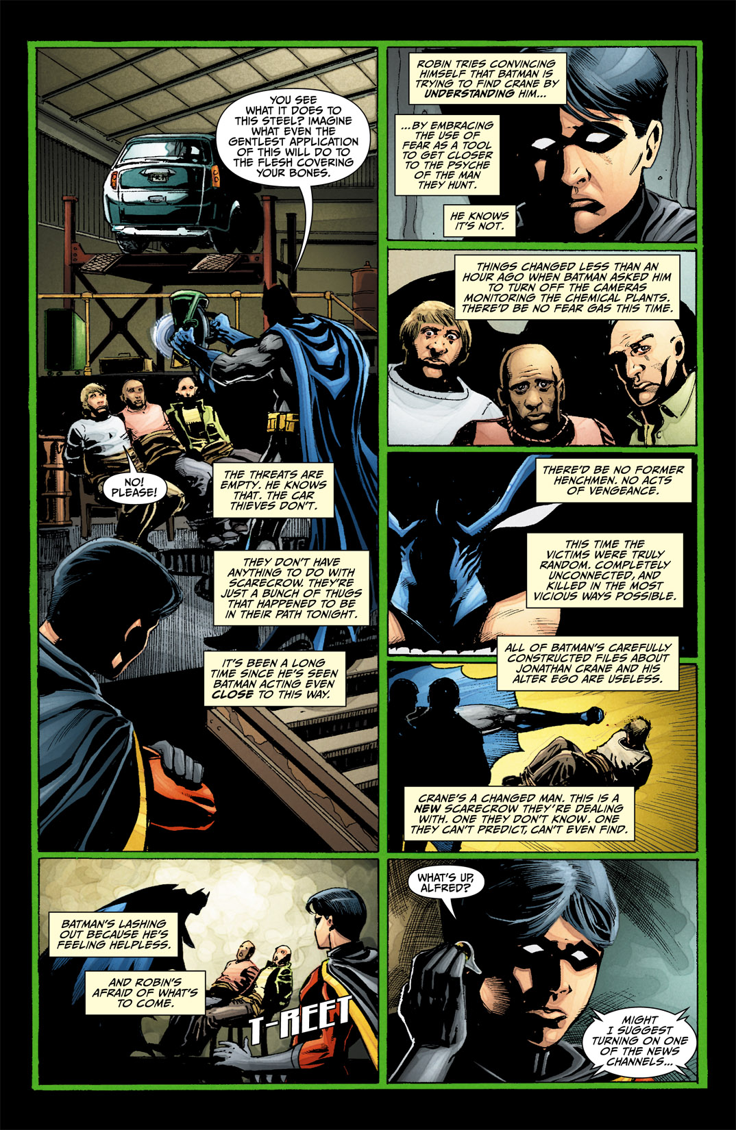 Detective Comics (1937) Issue #835 Page 17