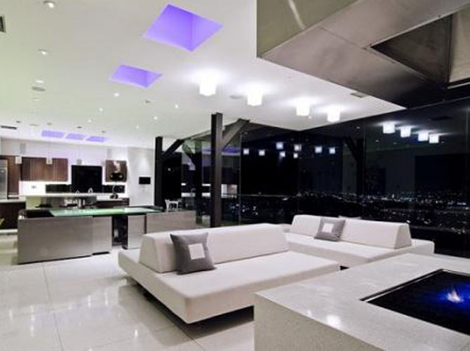 Modern interior design interior home design for Modern mansion interior