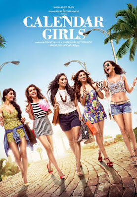 Calendar Girls 2015 Hindi WEB HDRip 480p 350mb ESub bollywood movie Calendar Girls 300mb hd compressed small size free download at world4ufree.cc
