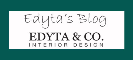 EDYTA &amp; CO. INTERIOR DESIGN
