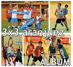 Maratón de Baloncesto 3x3 Aranjuez