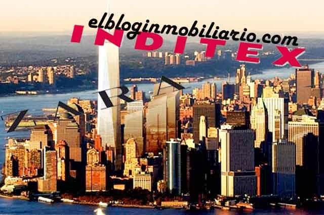 Zara Zona Cero Nueva York elbloginmobiliario
