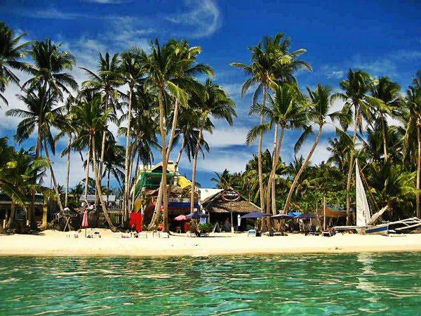 Beautiful Beach on Boracay
