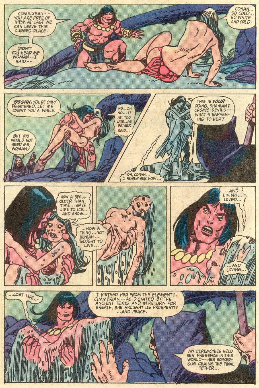 Conan the Barbarian (1970) Issue #127 #139 - English 20
