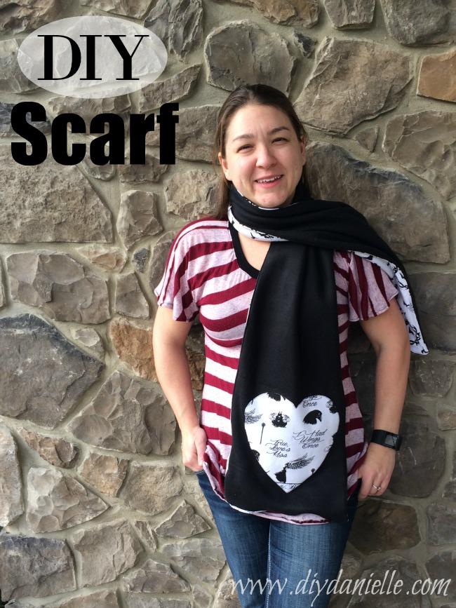 Sew a Scarf