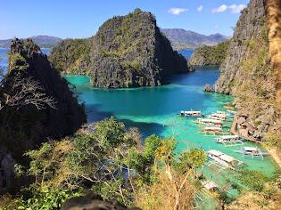 Ora sono qui: Filippine