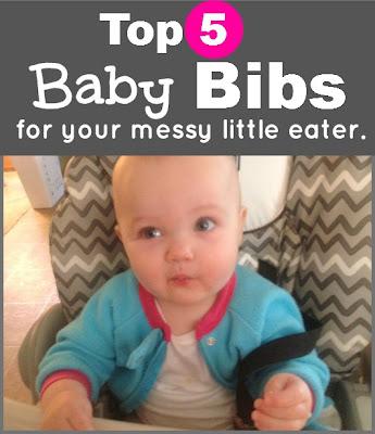 Top 5 Baby Bibs Image
