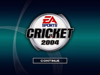 EA Sports Cricket 2004 PC Game
