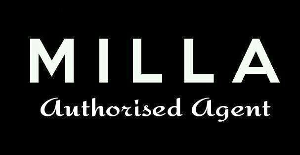 I'm Milla Authorised Agent :)