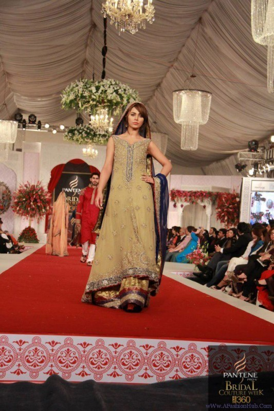 Pantene Bridal Couture Week Style 360 2013 Fashion In