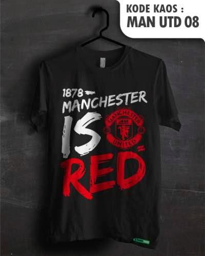 kaos distro bola manchester united 08
